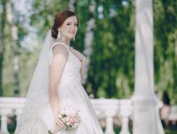 perfekt sitzende Brautkleider bis Größe 60