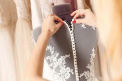 exklusive Brautkleider in NRW werden durch unser Atelier traditionell angefertigt