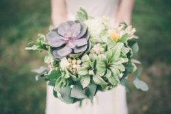Bouquet ohne Blüten