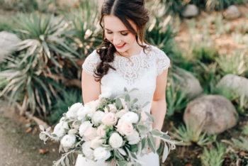 Das Atelier Zauberhaft - Boho Brautkleid