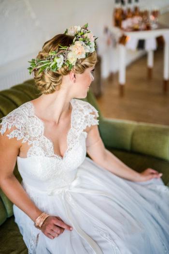 Das Atelier Zauberhaft - Dortmund Brautkleid