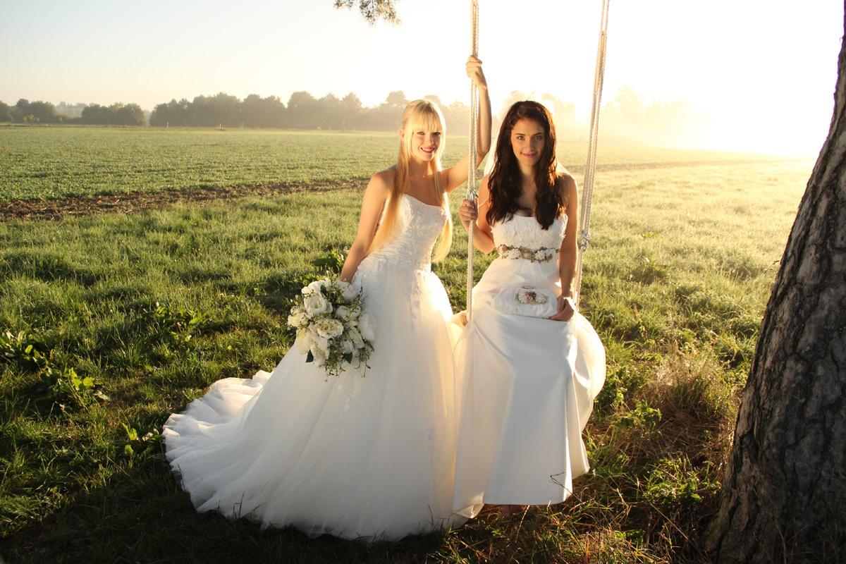 Das Atelier Zauberhaft - Hochzeitskleider