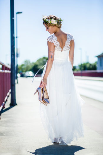 Das Atelier Zauberhaft - ausgefallene Brautkleider