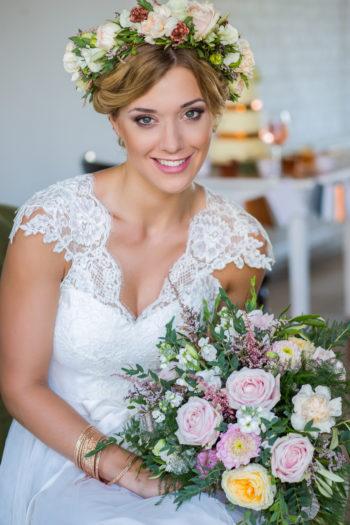Das Atelier Zauberhaft - elegante Brautmode