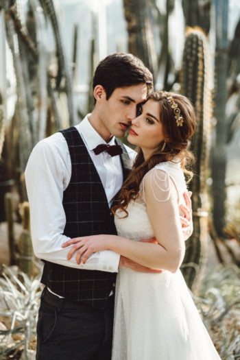 Das Atelier Zauberhaft -Brautkleid