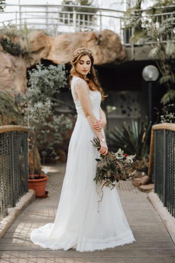 Das Atelier Zauberhaft -natuerliche Brautkleider