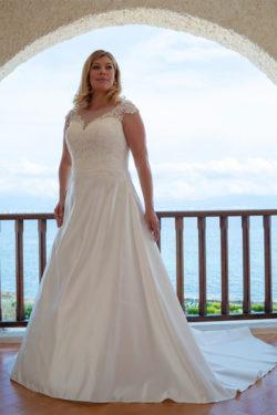 Plus-Size-Brautmoden