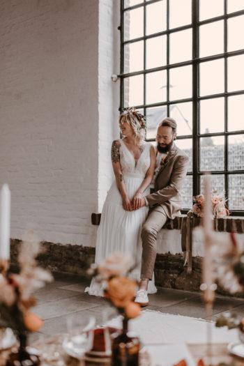 Das Atelier Zauberhaft - Natürliche Brautmode