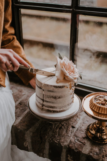 Das Atelier Zauberhaft - Vintage Cake
