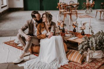 Das Atelier Zauberhaft - Vintage Setting