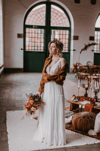 Das Atelier Zauberhaft - Vintage Wedding Dress